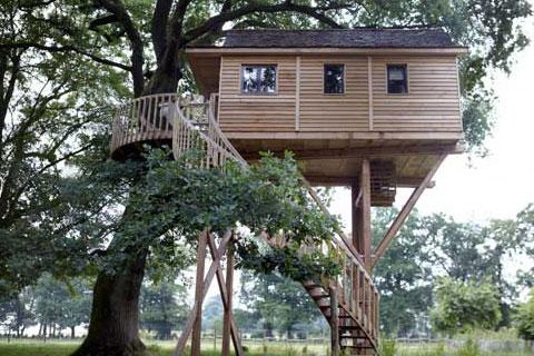 Les cabane de marie