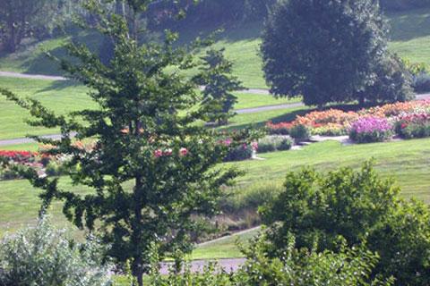 Sight Jardin Botanique Jean Marie Pelt In Villers Les Nancy France