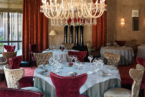 Hotel h tel les buttes in ventron france - Restaurant a table vagney ...