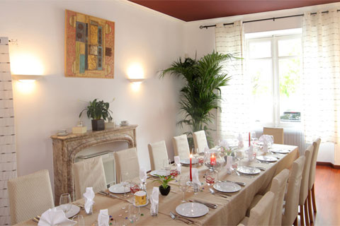 Restaurant La Table De Sorgue In Sorgues France